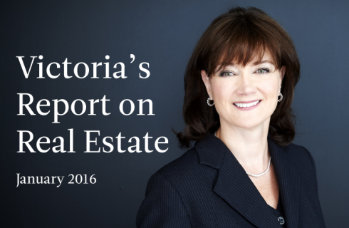 Victoria's Report on Real Estate